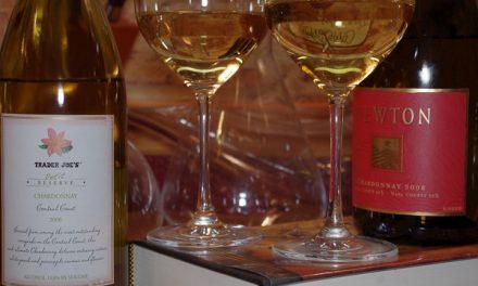 Chardonnay Video Shoot-Out! Central Coast vs Sonoma/Napa!