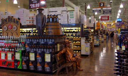 Howdy Neighbor! Total Wine and the Coming War