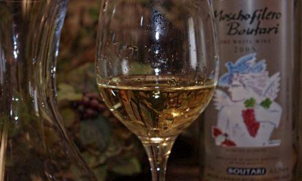 Greek Wine. Who Knew? – Night of White Wines Surprises