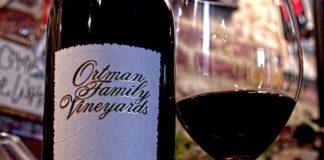 2000 Ortman Family Vineyards Cabernet