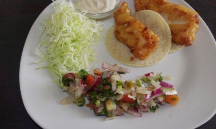 The Best Fish Tacos Ever. Really!