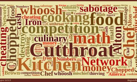 "Cutthroat Kitchen – ""Chopped"" with Math"