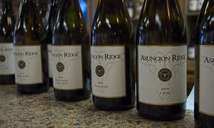 2009 Asuncion Ridge Pinot Noir