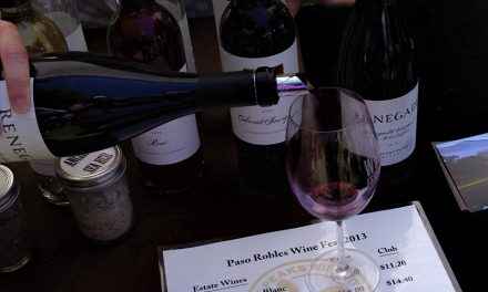 WE, Paso Robles, and Damning with Faint Praise