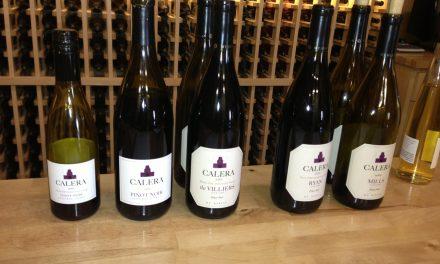 2011 Calera Chardonnay – Mt. Harlan Vineyard