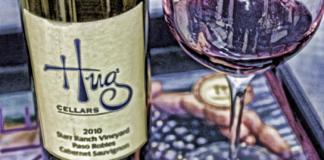 Hug Cellars 2010 Starr Ranch Vineyard Cabernet Sauvignon