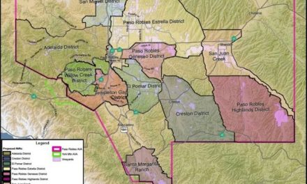Paso Robles 11 AVA Petition – A Consumer's View