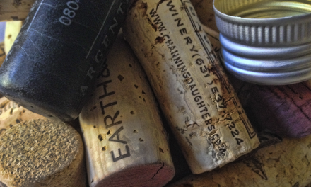 Sealing the Wines, or 'Tis it Taint? – Part Three