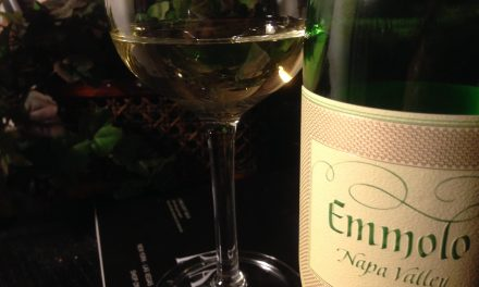 Today's Tasting Note – California Sauv Blanc