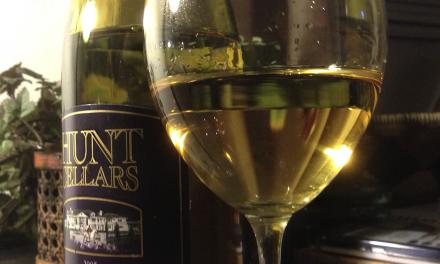 Tasting Notes: 2005 Hunt Cellars Moonlight Sonata Reserve Chardonnay