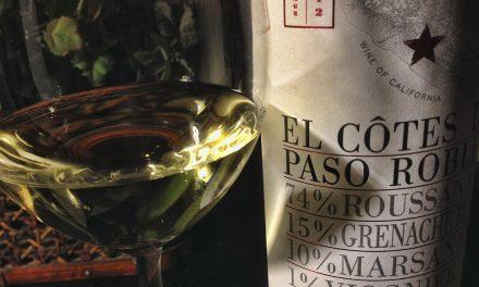 Tasting Notes: 2012 El Côtes du Paso Robles Blanc