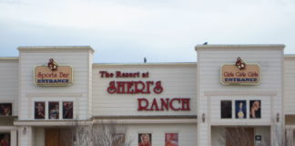 """Sheri's Ranch"" by Satori Son. Licensed under CC BY-SA 3.0 via Wikimedia Commons - http://commons.wikimedia.org/wiki/File:Sheri%27s_Ranch.JPG#"