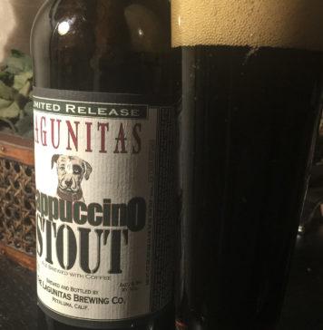Lagunitas Cappuccino Stout