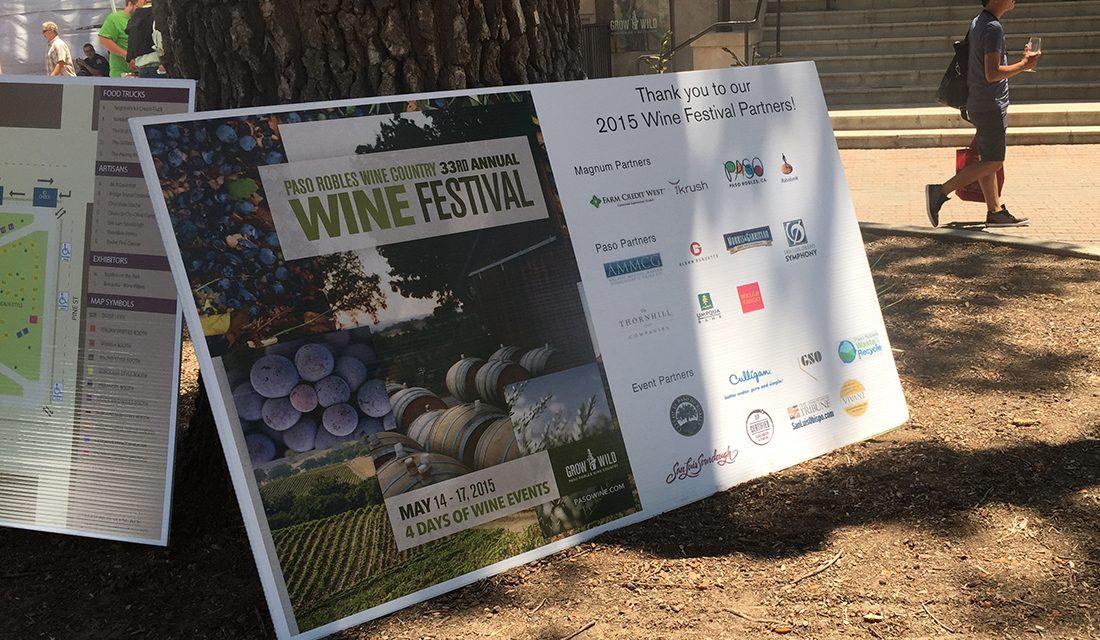 Paso Robles Wine Festival – The Day!