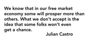 Julian Castro quote