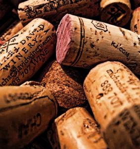 Stacks - corks