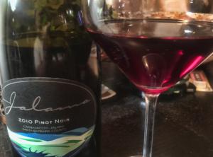 Jalama-Cargasacchi Pinot Noir