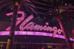 My drive-by of the Flamingo