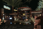 Evening outside at Hearthstone at Red Rock Casino