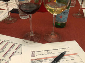 Two wines