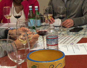 Wines, Water, and Bucket