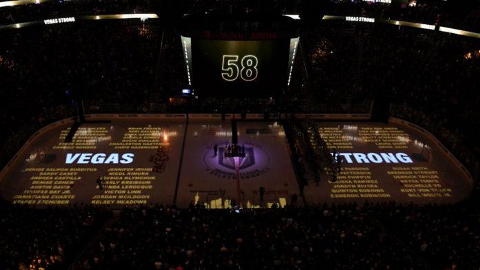 Vegas Golden Knights Vegas Strong