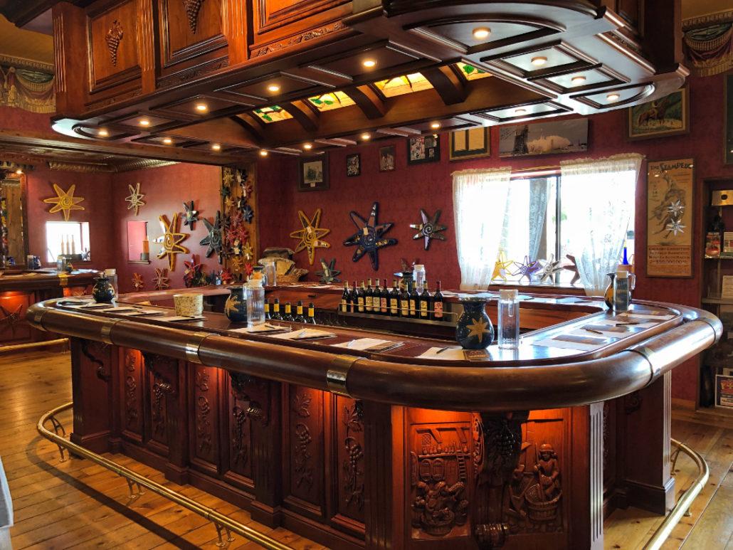 Tobin James big bar