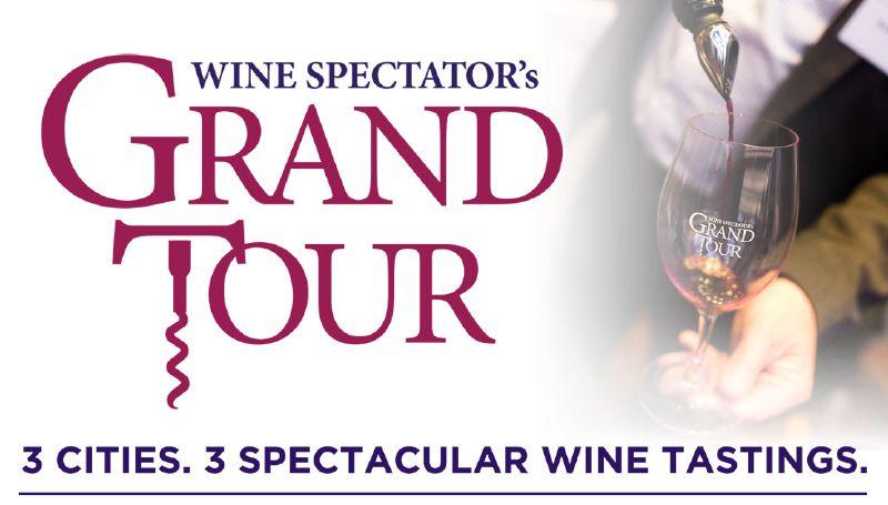 Wine Spectator Grand Tour