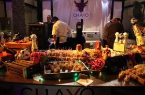 Chayo at night