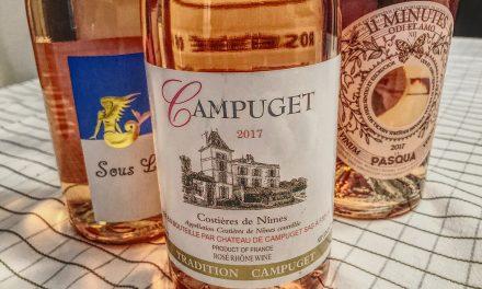 My Rosé Wine Haul!