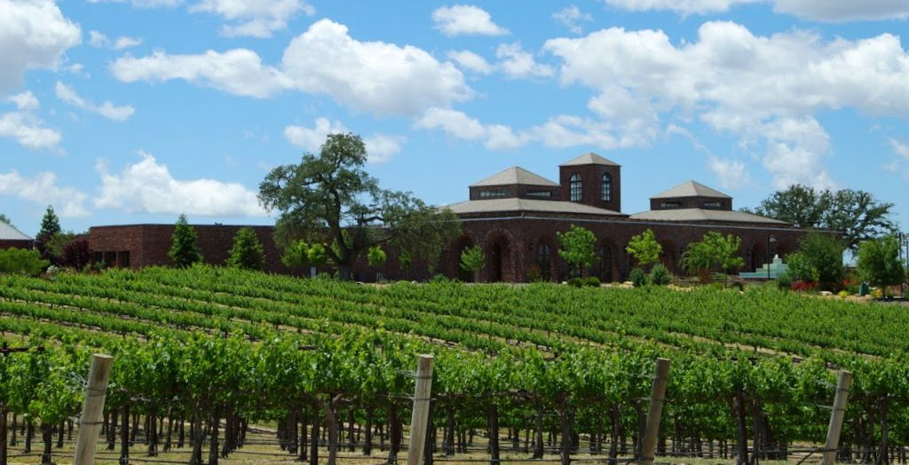Robert Hall Winery Building