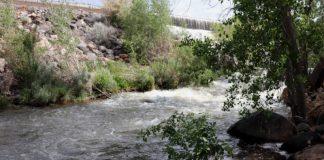 Baker Dam Spillover